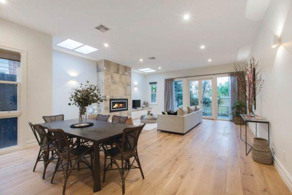 CLIC Oak - Natural by Hurford Flooring