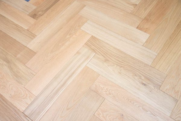 Hurford Herringbone - American White Oak