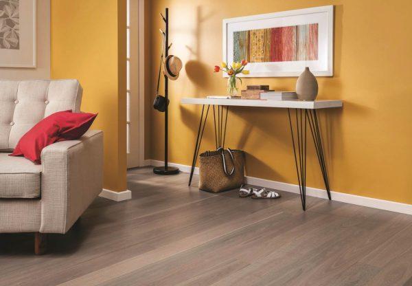 Boral Metallon™ Engineered Flooring - Titanium-Spotted Gum-134mm