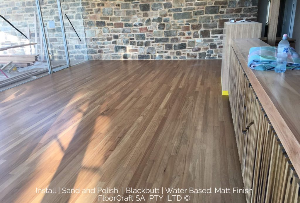 FloorCraft Adelaide Timber Flooring - Floating Floors Sanding & Polishing Timber Floor